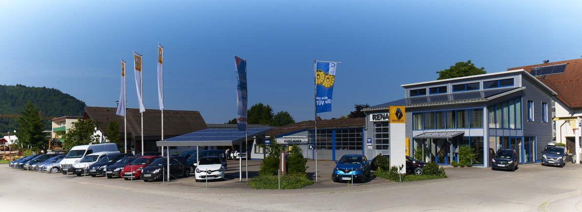Auto Maier - Renault und Dacia